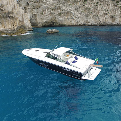Capri Boats - Elegance and style