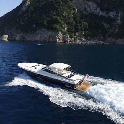 Capri Boats - Exquisite energy