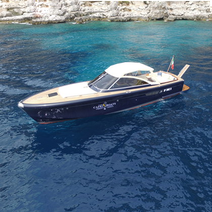 Capri Boats - Ultimate luxury